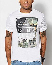 Classic Pink Floyd T Shirt