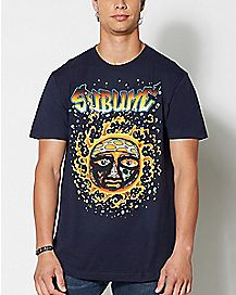 Solar Burst Sublime T Shirt