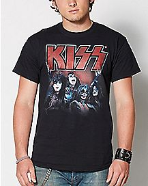 Kings Kiss T shirt