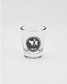 Q.M.&P. Preacher Shot Glass - 1 3/4 oz.