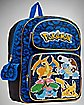 Pokemon Group Shot Backpack