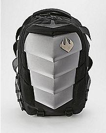 3D Molded Armor Samurai Backpack