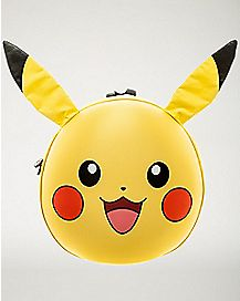3D Pikachu Pokemon Backpack
