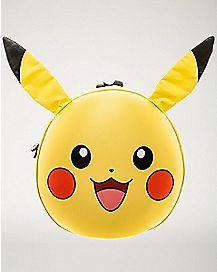 3D Pikachu Pokemon Backpack