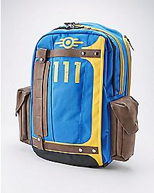 Fallout Vault Armored Backpack
