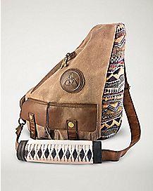 Michonne Katana The Walking Dead Sling Bag