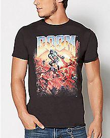 Cover Doom T shirt