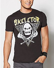 Face Skeletor T Shirt