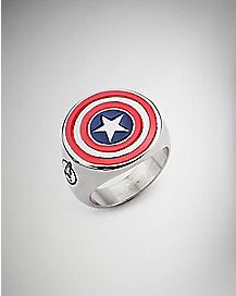 Captain American Ring