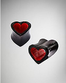 Wooden Heart Tunnel 2 Pack