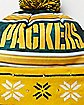 Green Bay Packers Light Up Beanie