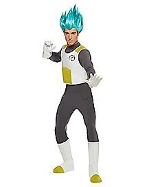 Adult Vegeta Costume - Dragon Ball Z Resurrection F