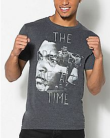 Greatest OF All Time Muhammad Ali T shirt