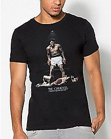 All Over Again Muhammad Ali T Shirt