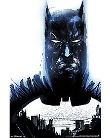 City Batman DC Comics Poster