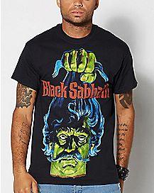 Black Sabbath Plastic Head T Shirt