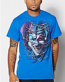 Insane Clown Posse Barbed Jester T Shirt