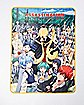 Assassination Classroom Fleece Blanket