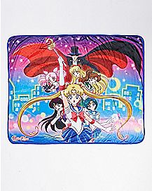 Character Sailor Moon Fleece Blanket