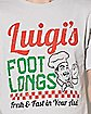 Luigis Footlongs T Shirt