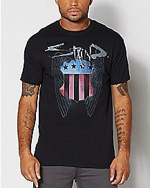 Shield Staind T Shirt