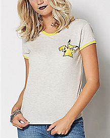 025 Pikachu T Shirt - Pokemon