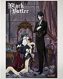 Key Visual Black Butler Poster