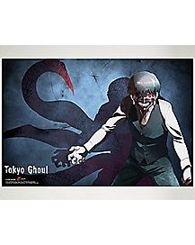 Kaneki Centipede Tokyo Ghoul Poster