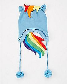 Rainbow Dash My Little Pony Laplander Hat