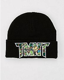 TMNT Cuff Beanie Hat