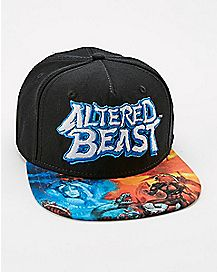Altered Beast Snapback Hat