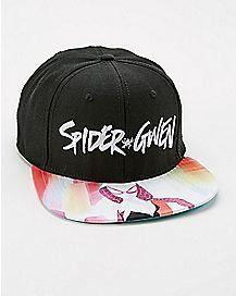 Spider-Gwen Snapback Hat