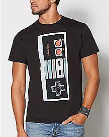 Nintendo NES Controller T Shirt