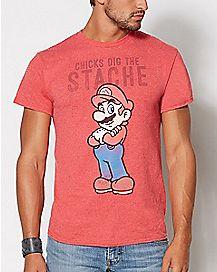 Mario Stache T Shirt