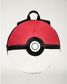 Pokeball Pokemon Backpack