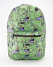 Reptar Rugrats Backpack
