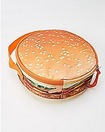 Hamburger Lunch Bag