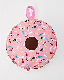 Strawberry Donut Lunch Bag