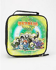 Hetalia Axis Powers Lunch Box
