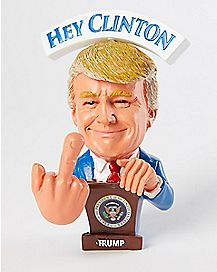 Donald Trump Bobble Finger