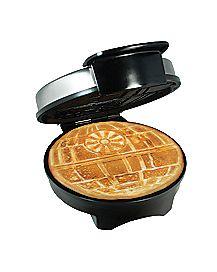 Death Star Star Wars Waffle Maker