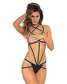 Misbehave Strappy Body Harness