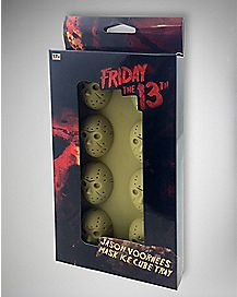Friday the 13th Ice Cube Tray