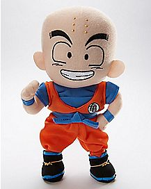 Krillin Dragon Ball Z Plush Toy
