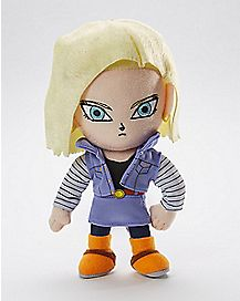 Android Dragon Ball Z Plush Toy