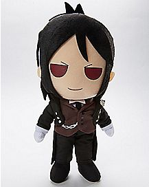 Black Butler Sebastian Plush Toy