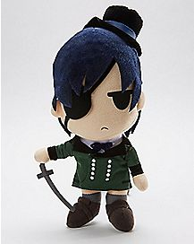 Black Butler Ciel Plush Toy