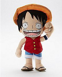 Luffy One Piece Plush Toy