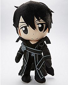 Kirito Sword Art Online Plush Toy