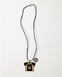 Haikyu!! Number 11 Necklace